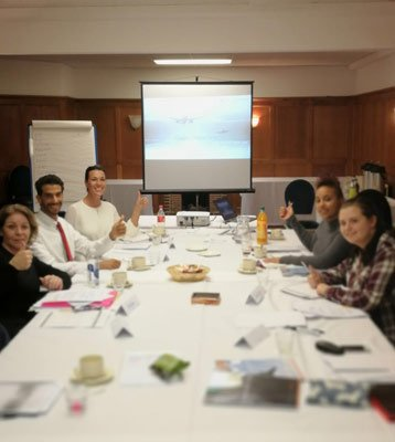 Cabin Crew Wings Course Day 2