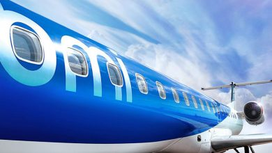 BMI aircraft