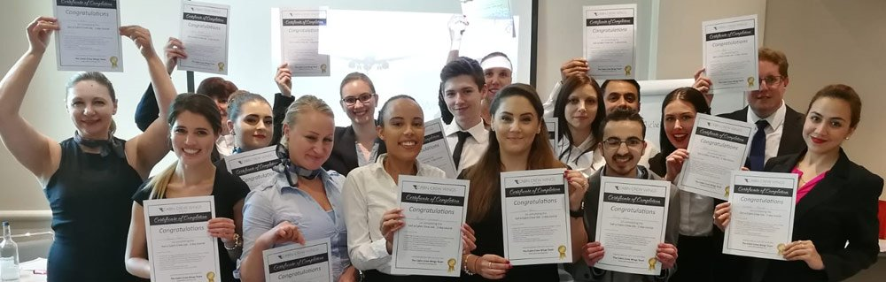 Cabin Crew Course Group