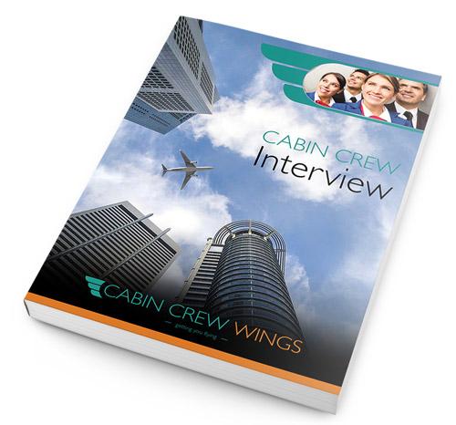 Cabin Crew interview ebook
