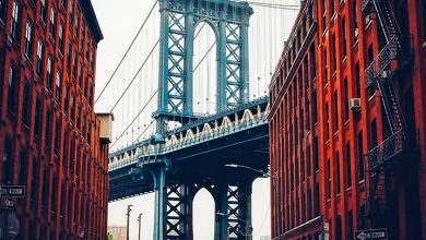 New York - George Washington bridge