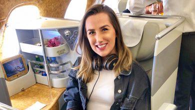 Jessica's Journey with Emirates